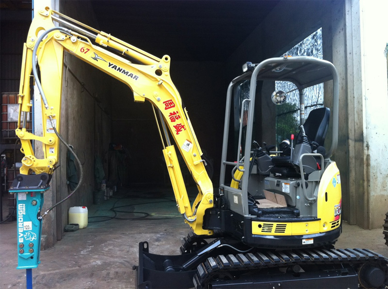 Chew Hock Seng Construction Pte Ltd - Machinery